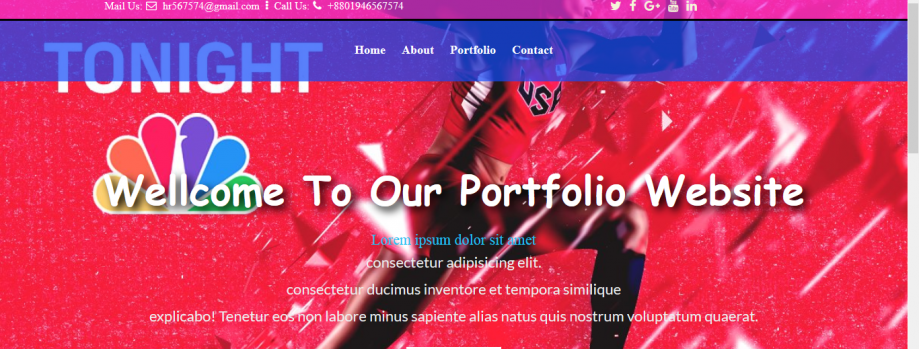 WordPress installation and customization