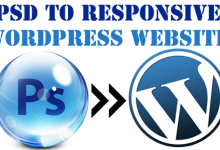 I will do PSD to WordPress for you