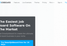 I can help you in setting up smart job Smartjob Board website